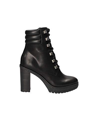 Boots En0en00325 Hilfiger Ankle Tommy Black Women HqOAgwg