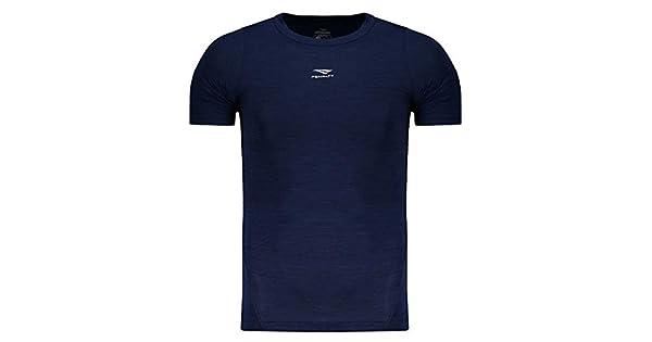 Camisa De Compressão Penalty Max Flex UV 50 Marinho  Amazon.com.br   Esportes e Aventura 67b7e17bc7af5