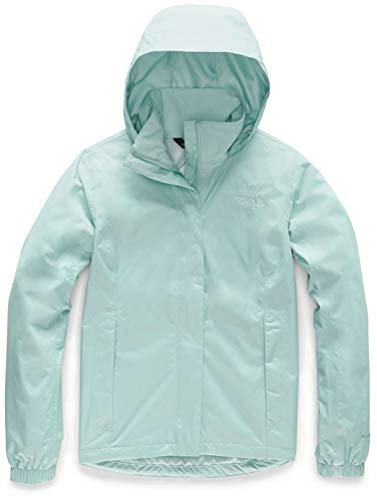 The North Face Women's Resolve Jacket, Windmill Blue, ()