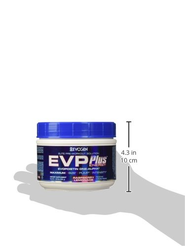 Evogen EVP Plus Raspberry Lemonade -  Net Wt. 1.08 lbs (490 g)