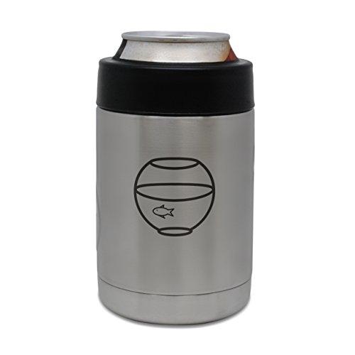 Fish Bowl Stainless Steel Beverage Cooler, Beer Cooler, Beer