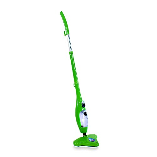 Mop X5 5- in-1 Cleaning Machine with Steamer (H20 Hand Held Steamer)