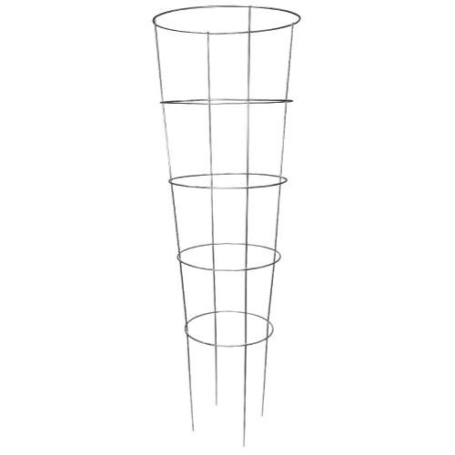 Grower's Edge 5-Ring Commercial Grade Tomato Cage - 72''