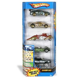 Amazon.com: 5-Car Gift Pack:Hot Wheels: Camouflage: Toys & Games