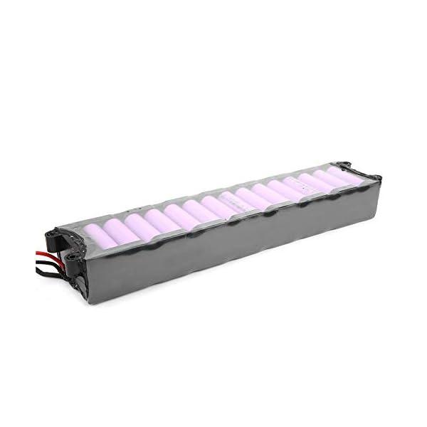 Keenso Battery Pack, 36V 7800mah Intellligent Scooter Battery Pack per Xiaomi M365 Scooter Elettrico con Batteria al Litio 6 spesavip