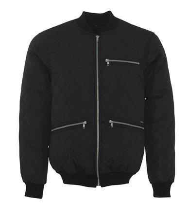 Mascot Bristol Jacke M, schwarz, 01252-490-09