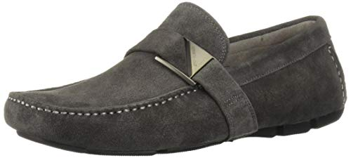(Kenneth Cole New York Men's Theme Driver C Driving Style Loafer Grey 10.5 M US)