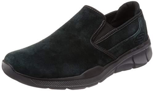 Equalizer substic Uomo Infilare Skechers 3 Black Bbk Sneaker 0 dtwxfqv