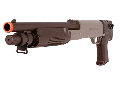 utg sport airsoft everblast cqb sawed-off combat shotgun