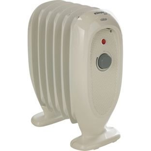 0f212fe8576 Image Unavailable. Image not available for. Colour  Dimplex Chico Eco 0.7kW Mini  Oil Free Radiator.