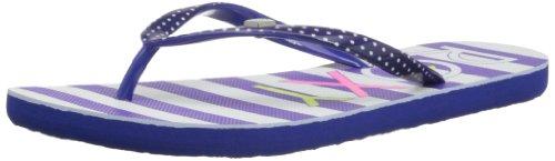 donna Roxy da spiaggia IND Blu MIMOSA V piscina Blue Ciabatte SNDL J Ind nnUpz