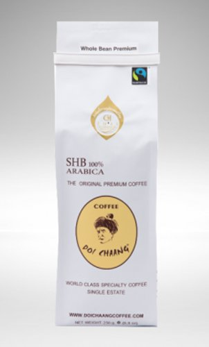 PREMIUM DOI CHANG COFFEE whole beans 250 g.