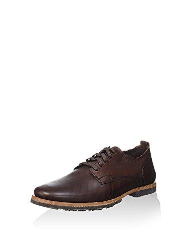 Timberland Schuh Oxford Toe Bardstown Plain Herren Dunkelbraun r8qXpnSarw