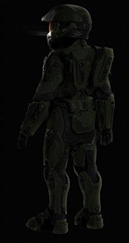 31hIjYIID1L - Master Chief Ultra Prestige Halo Microsoft Costume, Large/10-12