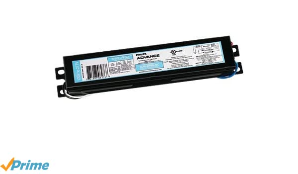 ELECTRONIC BALLAST GE ADVANCE ICN-4P32-N