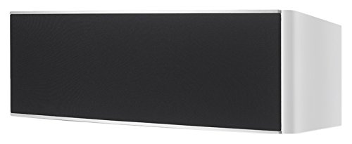 JBL Arena 125C 2-Way, Dual 5.5″ Center Channel Loudspeaker (White)