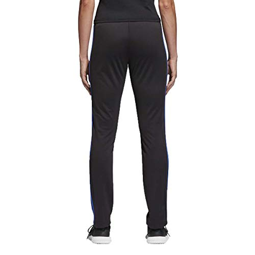 adidas Women's Designed-2-Move Straight Pants Black/Hi-Res Blue Small 29 29