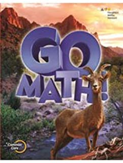 math worksheet : houghton mifflin harcourt go math! california student edition  : Harcourt Math Worksheets Grade 5