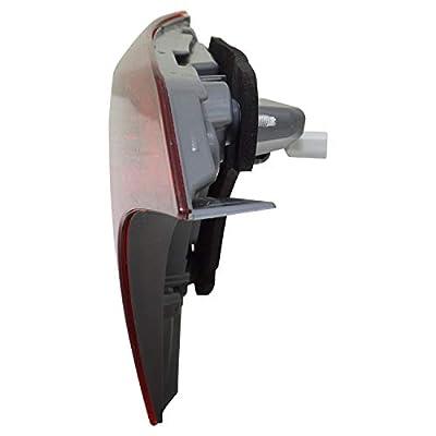 TYC 17-5704-00 Reflex Reflector: Automotive