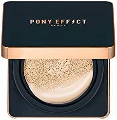 PONY EFFECT EVERLASTING CUSHION FOUNDATION SPF50+ / PA+++ 15g+REfill (NUDE  BEIGE) : Beauty - Amazon.com