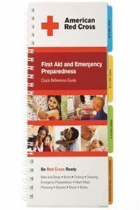 First Aid and Emergency Preparedness Quick Reference Guide (Aid First Cross Red Book)