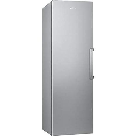 Smeg CV282PXNF - Congelador (Vertical, 280 L, 25 kg/24h, SN-T ...