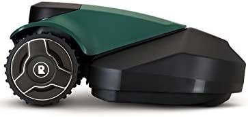 Robomow RS615U, 400 W, 26 V, Negro/verde/rojo, 1.600 a 3.000 m2 ...