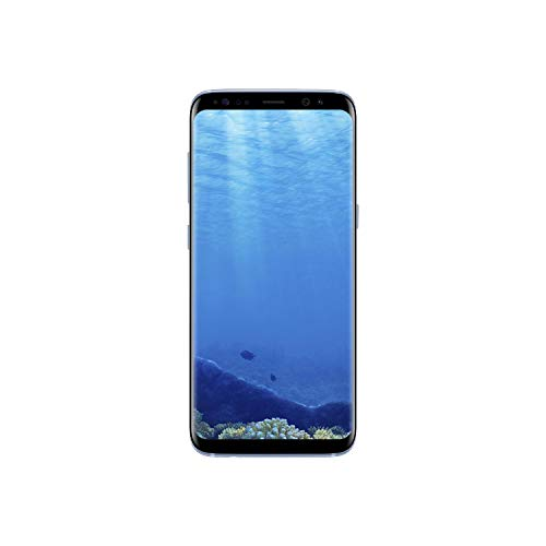 Samsung Galaxy S8 (5.8 inch) 64GB 12MP Smartphone (Blue)