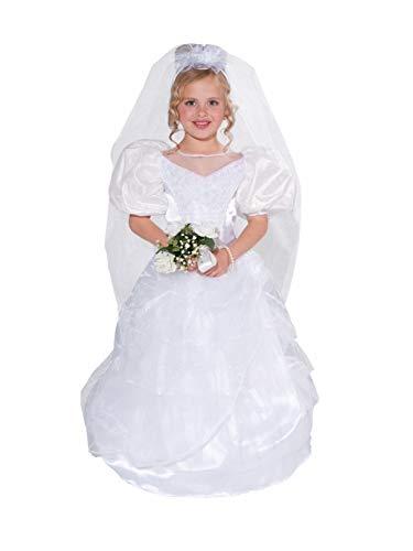 Forum Novelties Designer Collection Deluxe Costume Wedding Dress