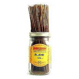 Wildberry Special Blend 22 Stick Incense - 100 Count