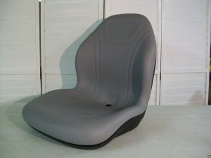 Gray Seat New Holland Tc30, Tc45D,Tc40,Tc35A,Tc34,Tc33,Tc29D,Tc25D Tractors #DV from MILSCO