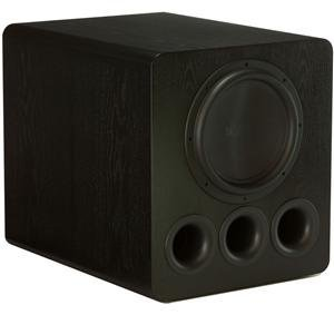 SVS PB12-Plus Subwoofer (Black Oak) – 12-inch Driver, 800-Watts RMS, Ported Cabinet