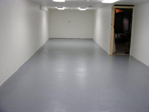 Beton Fußboden Streichen ~ Liter grau pu polyurethan bodenfarbe betonfarbe betonbodenfarbe