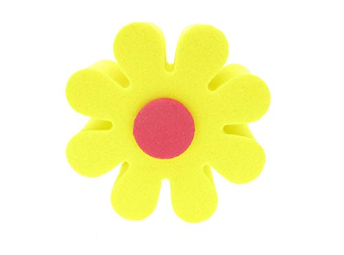 Antenna Tops Yellow Daisy Car Antenna Topper/Antenna Ball/Mirror Dangler