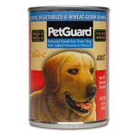 Petguard Dog Adult Liver Veg Wht Germ (14 Oz.)