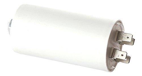 Drehflex µf uf anlaufkondensator für waschmaschine