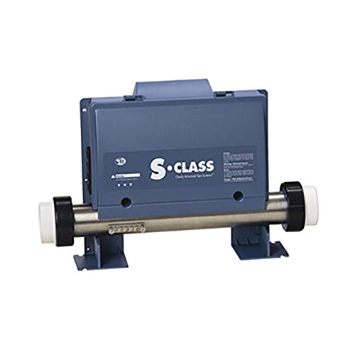 Gecko Spa Heater - Gecko 10-720-5212 Control System, S-Class, 4.0KW Heater, 0202-205212