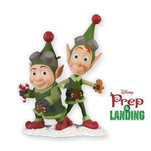 Amazon Com Hallmark 2010 Disneys Prep Landing Ornament Home