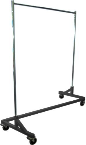 Only Hangers GR600 Heavy Duty 400lb Capacity Z Rack, 63