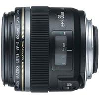 Canon Cameras 0284B002 EF S 60mm Lens International Model (No Warranty) [Electronics]
