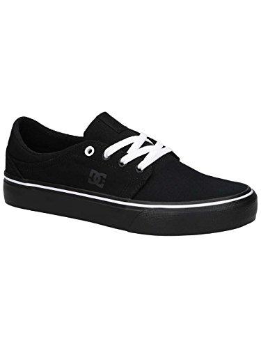 WHITE TX Trase Frn M Basse DC BLACK BLACK Uomo Shoe Sneaker PvOwWqUq5