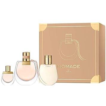 Amazoncom Chloe Nomade For Women 3 Pieces Hard Box Set 25 Eau
