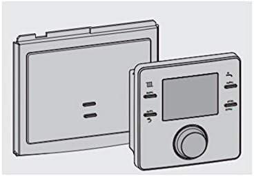 Termostato modulante inalámbrico Junkers CR80 RF: Amazon.es: Hogar