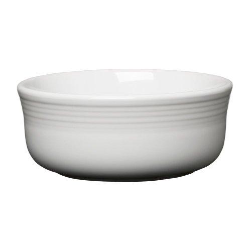 18 Oz Chowder Bowl - Homer Laughlin China 576100 Fiesta White 18 Oz Chowder Bowl - 6 / CS