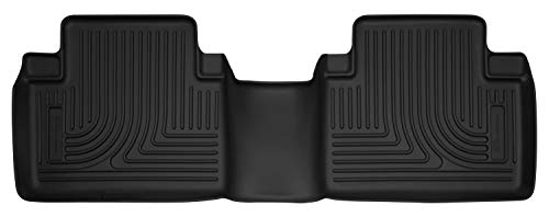 Husky Liners 52481 Black Floor liners-2nd Seat fits 14-18 Ro