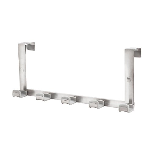 OXO Good Grips Over The Door Stainless Steel Rack