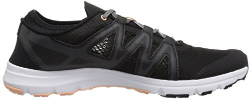 W Women's Salomon Swift Black Athletic Crossamphibian Sandal qPgZtfvx
