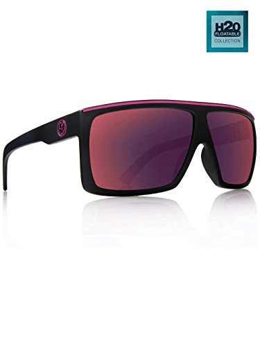 Dragon Alliance 720-2372 Fame H2O Matte Black / Plasma Ionized Sunglasses by Dragon Alliance