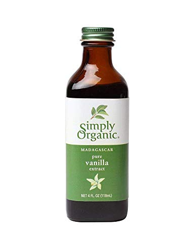 Simply Organic Vanilla Extract 4 Oz - Pack Of -