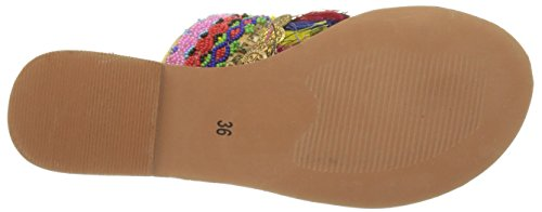 Lollipops Zodiac Toe Post - Zapatos Mujer Multicolore (Tan)